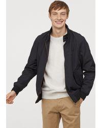 H&M - Short Jacket - Lyst