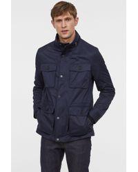 H&M - Utility Jacket - Lyst
