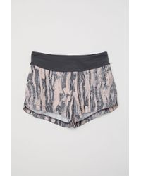 H&M - Sports Shorts - Lyst