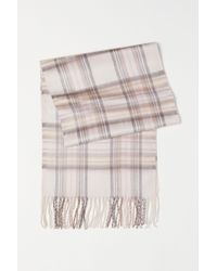 H&M - Woven Scarf - Lyst