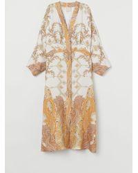 H&M Kimono aus Lyocellmix