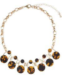 Hobbs - Tilda Necklace - Lyst