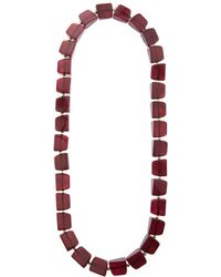 Hobbs - Veronica Necklace - Lyst