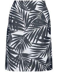 4333855867 Hobbs Melina Skirt in Blue - Lyst