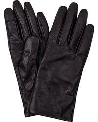 Hobbs - Black 'emma' Gloves - Lyst