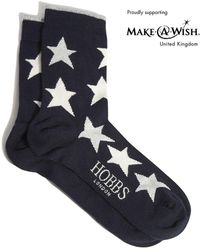 Hobbs - Make A Wish Sock - Lyst
