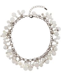 Hobbs - Bobby Necklace - Lyst