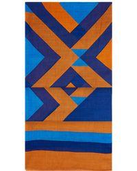 Hobbs - Multicoloured 'monique' Scarf - Lyst
