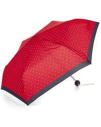 Hobbs - Polka Dot Umbrella - Lyst