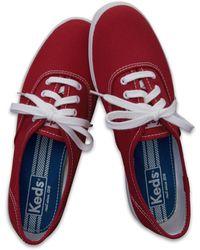 Hollister - Keds Champion Original Sneaker - Lyst