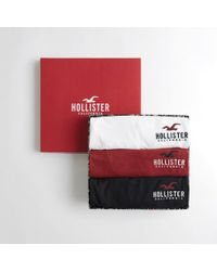 Hollister - Guys Graphic Tee Gift Set From Hollister - Lyst
