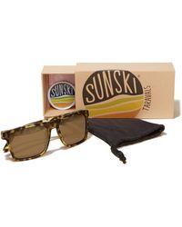 Hollister - Sunski Tarval Sunglasses - Lyst