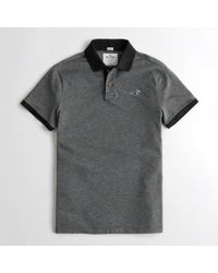 Hollister - Guys Icon Polo From Hollister - Lyst