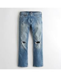 Hollister - Guys Epic Flex Boot Jeans From Hollister - Lyst