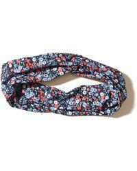 Hollister - Knot Headband - Lyst