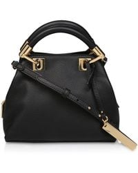 Vince Camuto - Small Elva In Black - Lyst