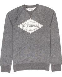Billabong - Men's Fleece - Lyst