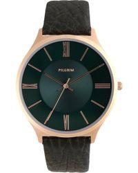 Pilgrim - Gorgeous Watch In Retro Style - Lyst