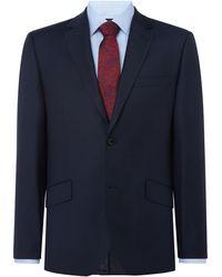 Howick - Darby Birdseye Slim Fit Suit Jacket - Lyst