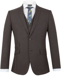 Racing Green | Barnes Puppytooth Tailored Jacket | Lyst