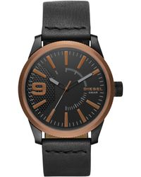 DIESEL - Dz1841 Men`s Rasp Watch - Lyst
