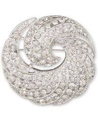Anne Klein - Box Set Crystal Swirl - Lyst