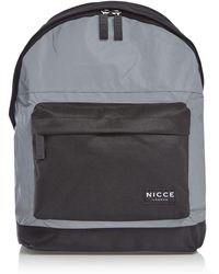 26ee66562a Lyst - Ollie   Nic Jodie Backpack in Gray for Men