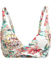Billabong - Banded Triangle - Lyst