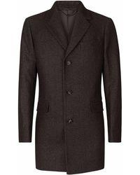Jaeger - Men's Wool Mid Length Over Coat - Lyst