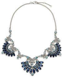 Jacques Vert   Ombre Blues Collar Necklace   Lyst
