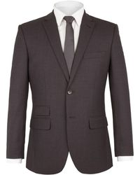 Racing Green - Foster Charcoal Jacket - Lyst