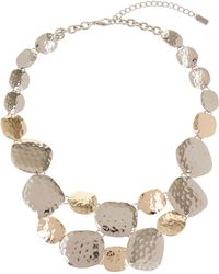 Hobbs - Pippa Necklace - Lyst