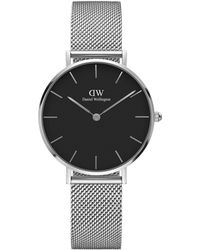 Daniel Wellington - Classic Petite Sterling Watch - Lyst