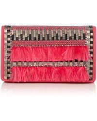Matthew Williamson - Evening Pink Clutch Bag - Lyst