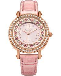 Lipsy - Ladies Metallic Strap Watch - Lyst