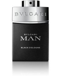 BVLGARI - Man Black Cologne Eau De Toilette 60ml - Lyst