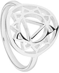 Daisy London - Solar Plexus Chakra Ring - Lyst