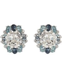 Jacques Vert - Garden Party Stud Earrings - Lyst