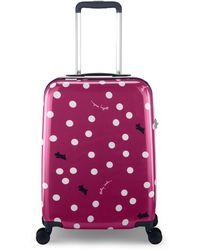 Radley - Vintage Dog Dot Cabin Suitcase - Lyst