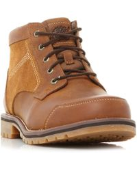Timberland - A13hd Mudguard Chukka Boots - Lyst