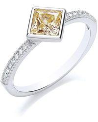 Bouton - Stacker Ring Princess - Lyst