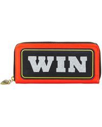 Tatty Devine - Zip Around Purse Win - Lyst