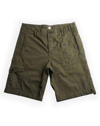 Pretty Green - Men's Multi Pocket Cargo Shorts - Lyst