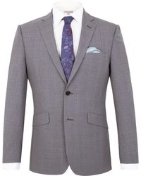 Alexandre Of England | Hackney Check Tailored Fit Jacket | Lyst