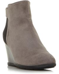 Geox - Inspiration Elastic Back Ankle Boots - Lyst