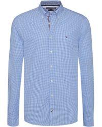 Tommy Hilfiger - Men's Classic Check Shirt - Lyst