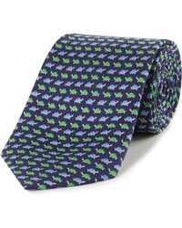 Skopes - Fancy Silk Tie - Lyst