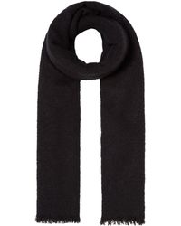 Label Lab - Lucy Boucle Scarf - Lyst