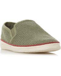 Bertie | Fresh Mesh Detail Espadrille Shoes | Lyst