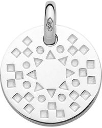 Links of London - Ascot Narrative Silver Small Pendant - Lyst
